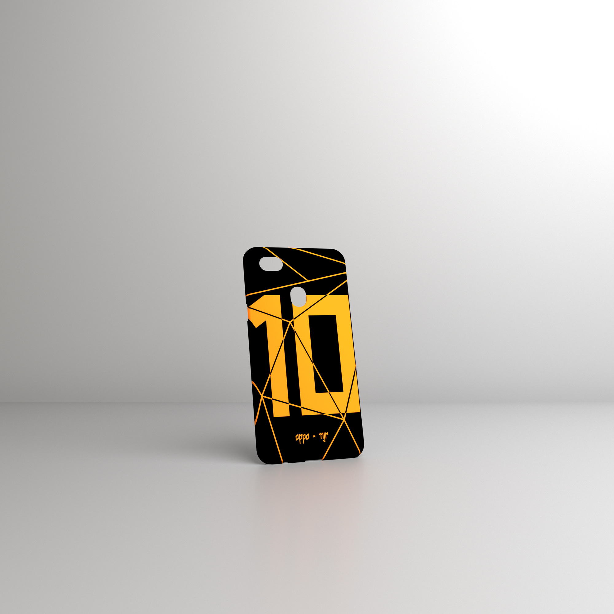 "OPPO F7 Neymar Jr ""The Skillful 10"" Hardcase"